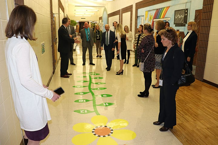 A new sensory pathway at Burlington County Special Services School District