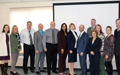 NJ Joint Council of County Special Services School Districts Welcome NJ DOE Officials