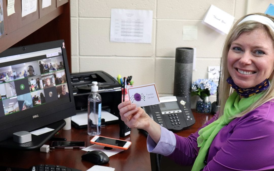 Mental Health Awareness is a Year-Round Initiative in County Special Services Schools